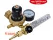 Регулятор расхода газа АР-40/У-30-2ДМ с ротаметром
