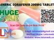 Sorafenib 200mg Tablet Suppliers, Exporter, Wholesale Price