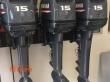 Yamaha 15HP 4-strock outboard motor F15SEHA