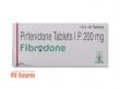 Ліки IPF - ціна фібродону 200 мг (пірфенідон)