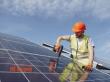 Польща. Установка сонячних батарей, монтаж панелей. (без до