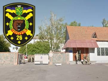 Бердичівська військова частина гостинно запрошує бердичівлян в суботу на свято