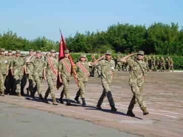 Заохочення бійців 5-ї хвилі мобілізації відбулося сьогодні у військовій частині – польова пошта в3231