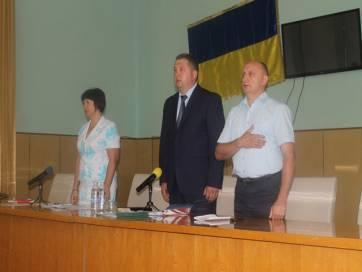 Бердичівська районна рада провела сесію оперативніше, ніж міська, але не закрила її