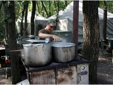 Бердичівські сини Батьківщини стоять на бойовому чергуванні