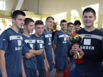 Бердичівські хокеїсти – переможці Міжнародного турніру з індорхокею