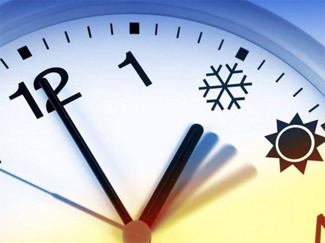Україна в ніч нанеділю переходить на«зимовий» час