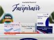 Favipiravir Pirkti internetu JAV, Ukraina - Favipiravir Kain