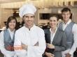 В кафе у центрі міста  на роботу потрібні працівники: