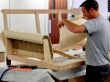 РОБОТА в цеху з виготовлення меблів