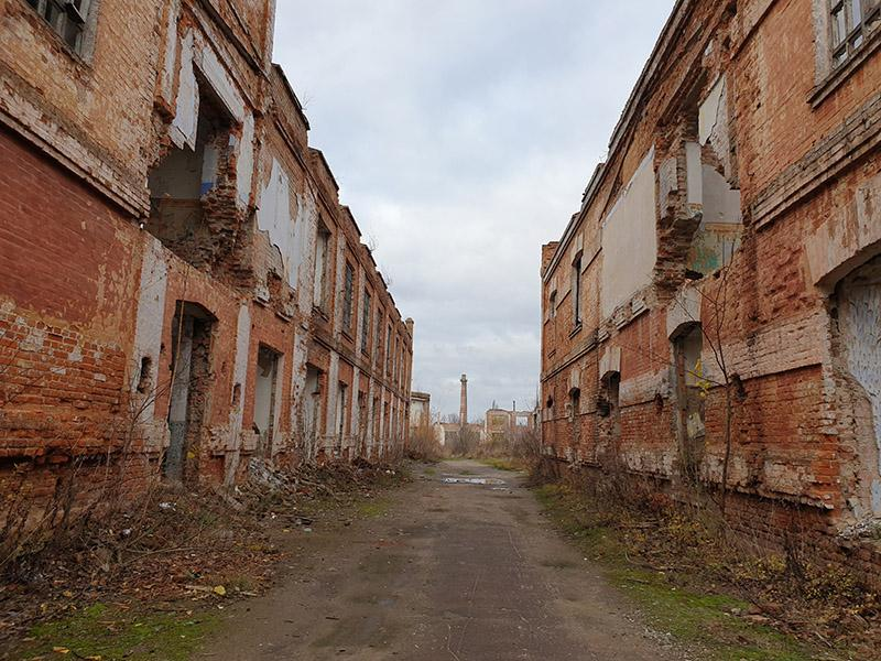 Цукрорафінадний завод в Бердичеві