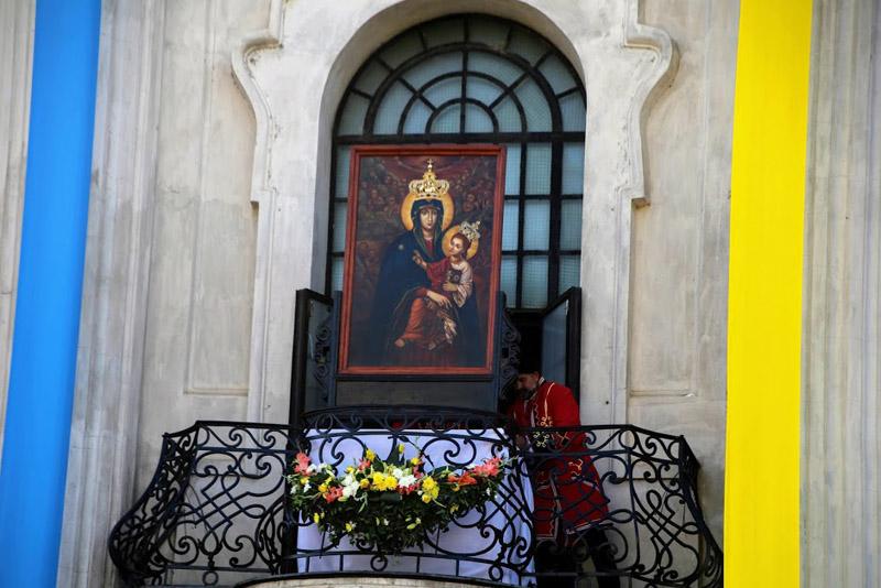 Урочистості на честь Матері Божої Бердичівської