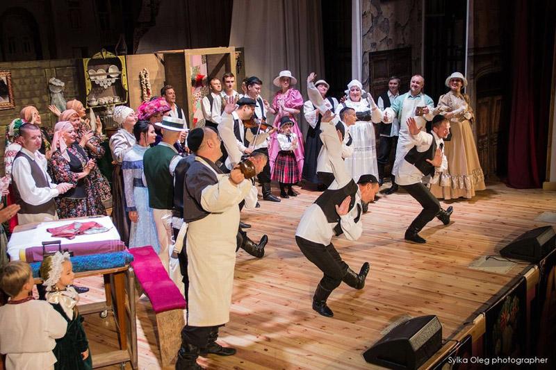 Вистави в бердичівському театрі