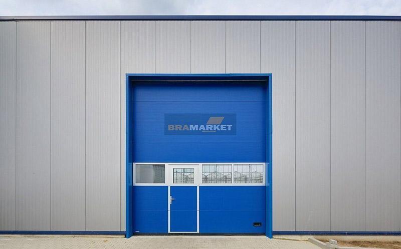 промислові ворота DoorHan - обираємо цехові системи