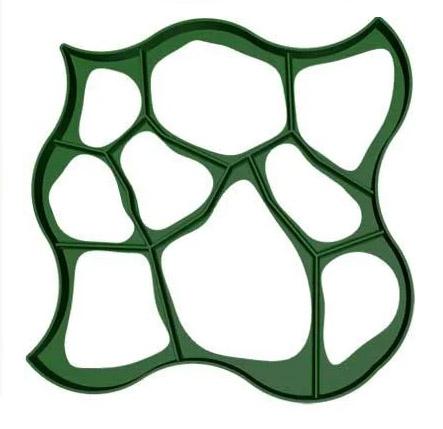 форма-трафарет «Круглые камни»