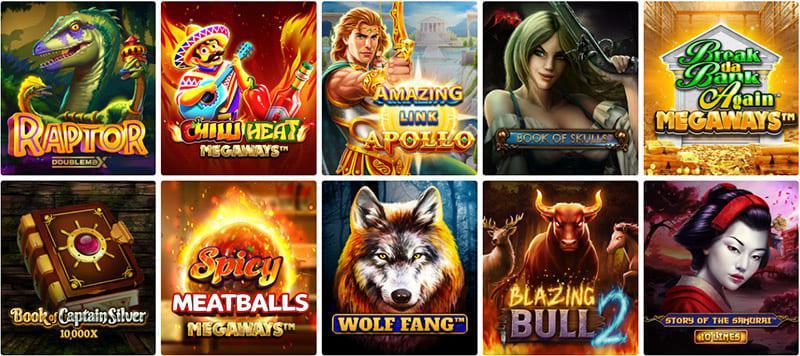Нові ігри у казино «СлотоКінг»