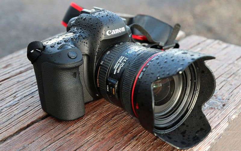 Canon Mark 2 6D