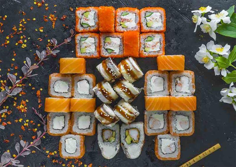 быстрая доставка суши и роллов в Николаеве