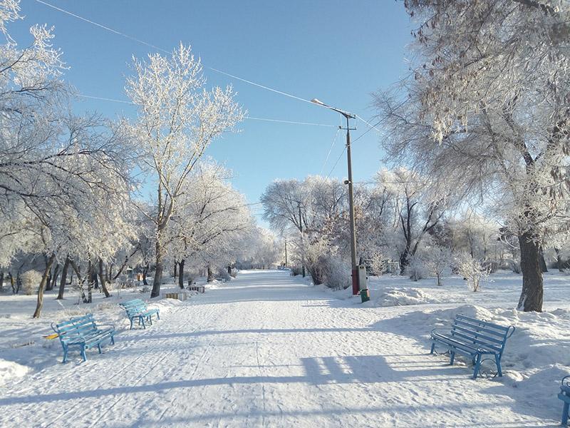 Погода на Житомирщині