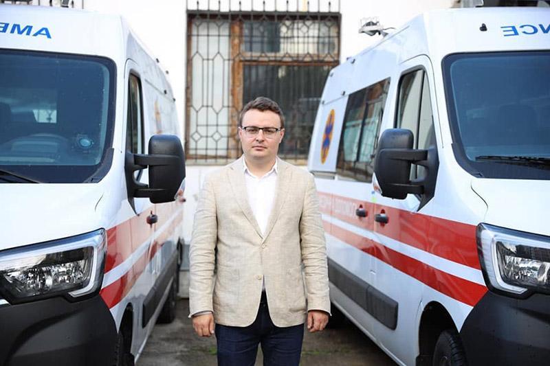Житомирська область отримала 45 новеньких автомобілів швидкої допомоги.