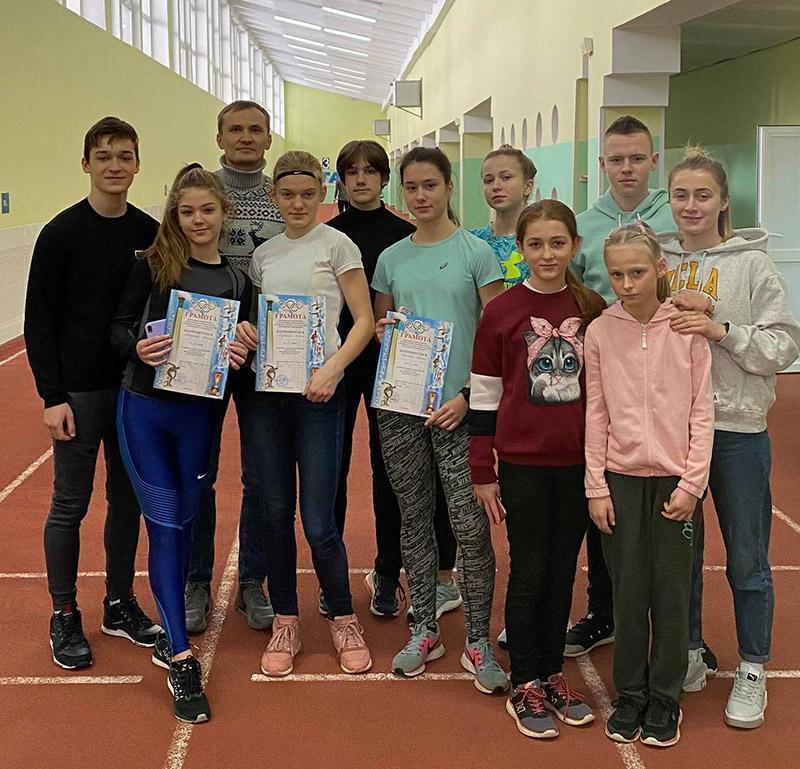 Бердичівські легкоатлети – переможці та призери обласних змагань у Житомирі