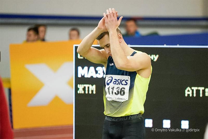 Бердичівські легкоатлети виступлять на чемпіонаті Європи у приміщенні