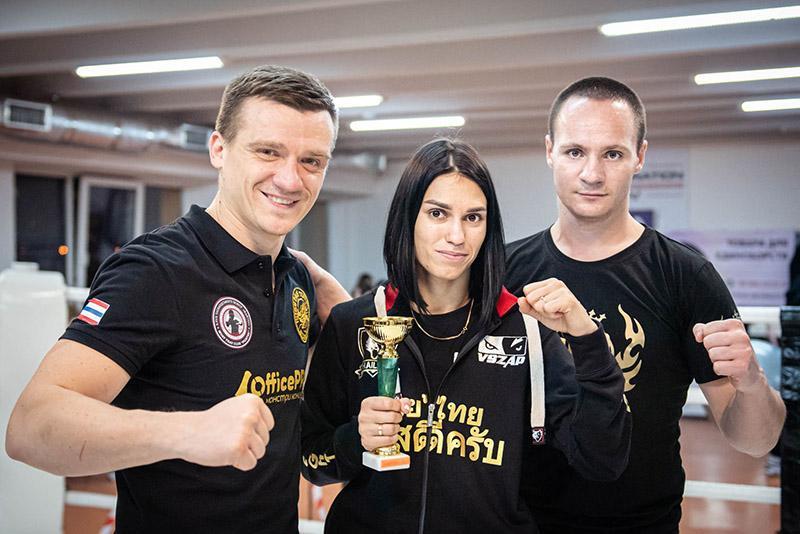 таїландський бокс Муей-Тай