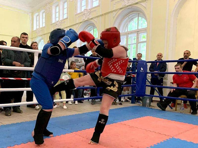 Відкритий чемпіонат Житомирської області з таїландського боксу Муей-Тай у Бердичеві
