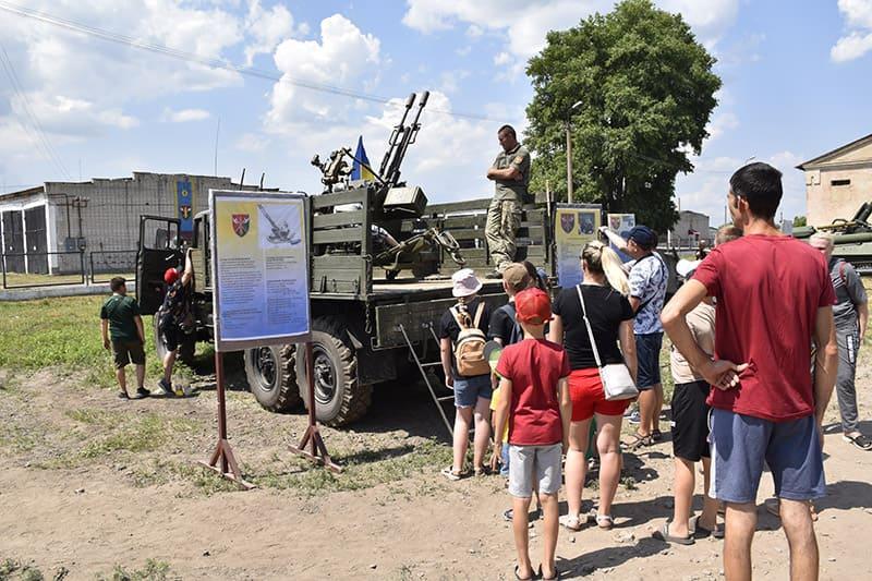 Бердичівська артилерійська бригада