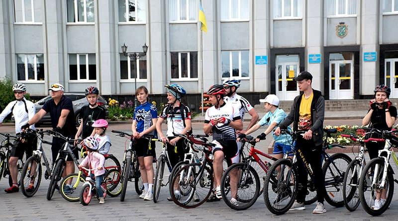 Велопробіг у Бердичеві 2021