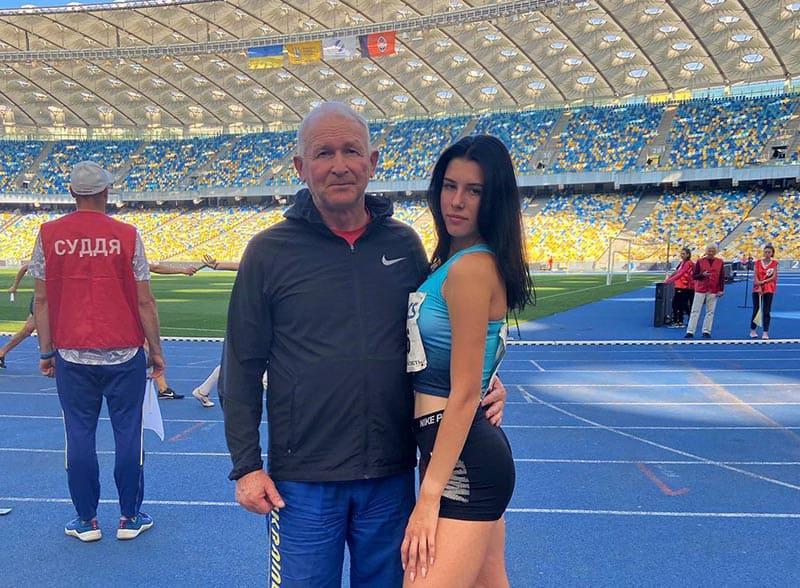Бердичівські легкоатлети – переможці та призери командного чемпіонату України
