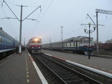 Регіональні поїзди з нагоди Дня захисника України курсуватимуть через Бердичів за змінним розкладом
