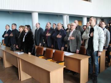 Бердичівські депутати зробили приємний подарунок підприємцям