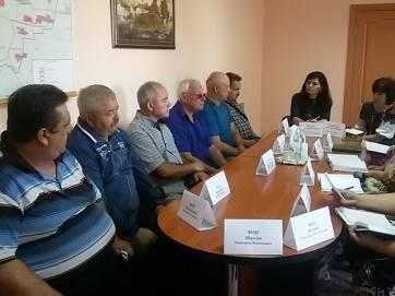 Керівництво Бердичівського району з перевізниками вирішували питання перевезення населення
