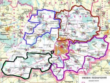 У виборчих комісіях на Бердичівщині вже визначились зі складом та керівництвом
