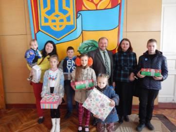 Бердичівська міська рада звільнила від податку на нерухомість сім'ї з п'ятьма дітьми