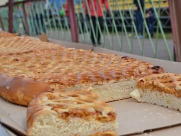 До дня міста в Бердичеві спечуть гігантський пиріг