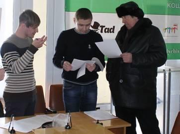 В Бердичеві стартував «Бюджет участі»: лише за кілька годин проголосувало півсотні містян. ФОТО