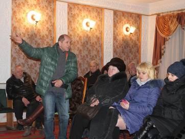Новий етап об'єднання на Бердичівщині започаткували депутати Гришківецької селищної ради